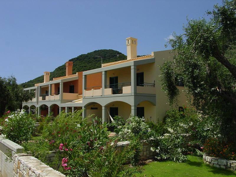 Appartementen Riviera Barbati - Nissaki - Corfu